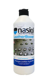 Nasiol LeatherBoost - Nano Coating for leather